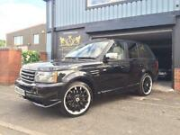 2007 Land Rover Range Rover Sport 2.7TD OVERFINCH EDITION