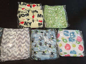 New pocket cloth diapers