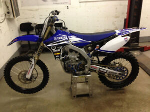 2013 Yamaha YZ450F ***with ownership***