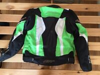 RST motorcycle jacket in great condition for sale