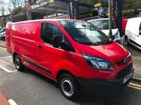 2014 14 Ford Transit Custom 2.2TDCi ( 100PS ) 290 L1H1 CHOICE OF 10 CUSTOMS