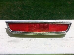 1968 FORD GALAXIE REAR SIDE MARKER REFLECTOR RH SIDE