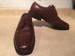 Men's Florsheim Brown Leather Dress Shoes Size 12 London Ontario image 6