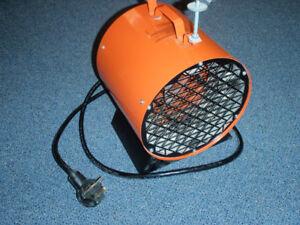 Aéroconvecteur / forced-air heater