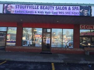 Hair Salon / retail store for lease