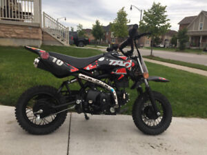 Brand New TaoTao DB10 110cc Auto Dirt Bike Motocross