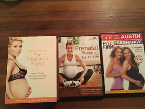 Maternity fitness DVDs