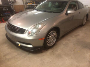 2003 Infiniti G35 Coupe Coupe (2 door)