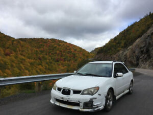 Subaru Impreza wagon - $1500