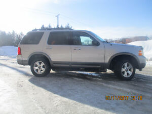 2004 Ford Explorer a1 VUS