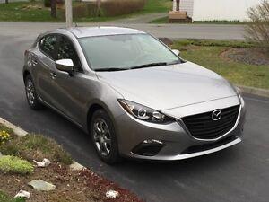 2014 Mazda Mazda3 Sport GX Hatchback