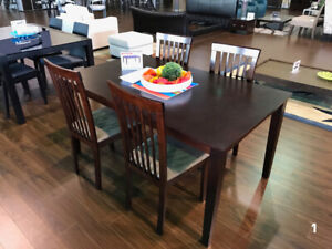 High End Dining Sets Inventory Clearance Sale 50%-75% OFF!!!