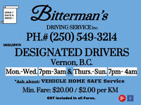 Drivers needed !!!