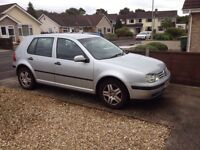 Very reliable Golf
