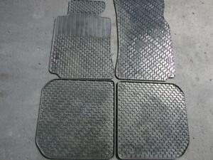 BMW Rubber Floor Mats..Premium Quality !