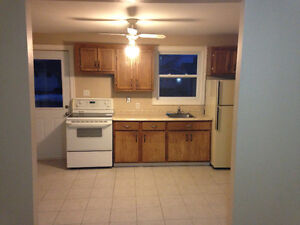 4 bedroom apartment available July 1st.