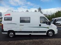Trigano Tribute 650 campervan motorhome for sale