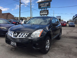 *LOW KMS*CERTIFIED*2013 Nissan Rogue S SUV, Crossover