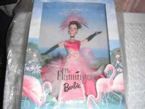 Barbies - Five Character Dolls. Like New in Original Packaging