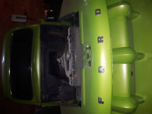 1952 ford dually small block chev automatic