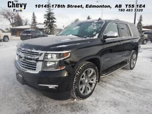 2015 Chevrolet Tahoe LTZ 4WD  Heated  Cooled Seats - Camera