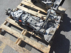 Subaru STI RA Dccd 5 Speed Transmission TY752VB5CA Sti Type RA
