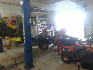 ATV & Dirt Bike Repair