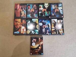 24 - Complete Box Set Season 1 - 8 & Redemption Ferntree Gully Knox Area Preview