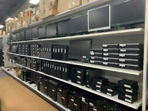 DESKTOP HP, DELL, LENOVO , GATEWAY DESKTOPS SFF AND TOWERS LAPTOPS AND WIDE SCREEN  MONITORS  LOWEST  PRICES!!!!
