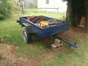 Trailer for sale ( NEW PRICE )