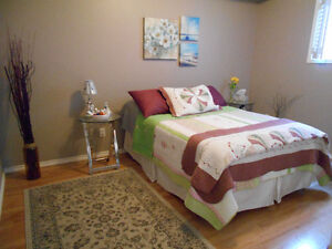 Spacious bedroom for rent to female
