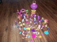 LOT DE JOUETS MY LITTLE PONY