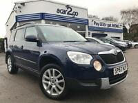 2013 Skoda YETI ELEGANCE TDI CR Manual Hatchback