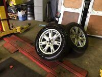 Range Rover evoque alloys