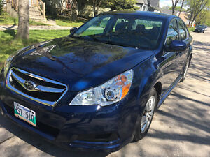 2010 Subaru Legacy 2.5i Sedan AWD Safetied