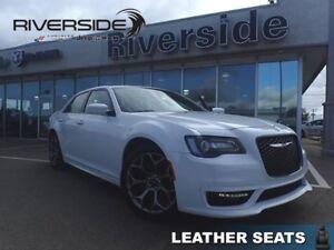 2017 Chrysler 300 S  - Leather Seats -  Bluetooth - $195.39 B/W