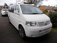 Volkswagen Transporter TD5 - T30 LWB 4 Traveling Seats 2 Berth For Sale Ref 9034
