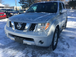 2005 Nissan Pathfinder 4x4 7 Passenger Now Only $4999!!