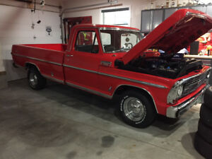 1968 Mercury M100 Restored, well cared for **SOLD**