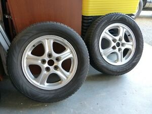 225/60R16 tires with rims