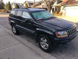 (( FAST SALE )) JEEP GRAND CHEROKEE LIMITED ADDITION 3000 OBO