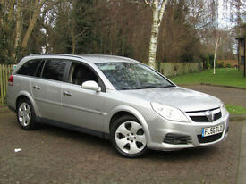 Vauxhall Vectra 1.9CDTi 16v AUTO Elite**RARE DIESEL AUTO ESTATE**SAT NAV**