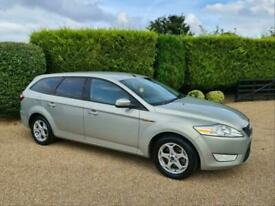 image for FORD MONDEO 2.0 (145bhp) ZETEC - ESTATE - 5 DOOR - 2008 - SILVER **NEW SHAPE**