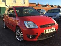 Ford Fiesta S 1.6 + SERVICE HISTORY + APRIL 2017 MOT