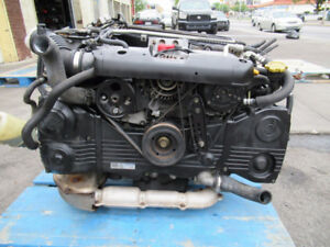 00-05 JDM Subaru EJ205 AVCS Engine WRX Forester Turbo