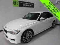 BMW 320 2.0TD 184bhp s/s Auto Leather M Sport BUY FOR ONLY £275 A MONTH FINANCE*