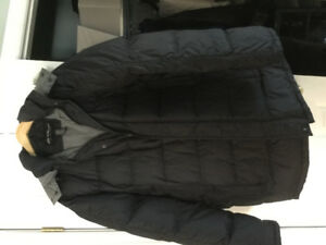 Men's Eddie Bauer XL Tall Down Winter Coat