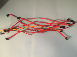 SATA / Power / Video cables for sale