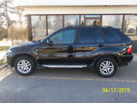 2004 BMW X5 SUV, Crossover