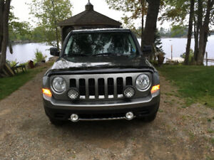 2012 Jeep Patriot Limited SUV, Crossover